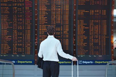 Что делать, если Ваш авиарейс задержали?